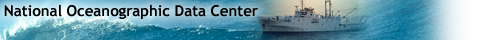 National Oceanographic Data Center left side banner image