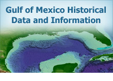 Gulf of Mexico Historical Data and Information