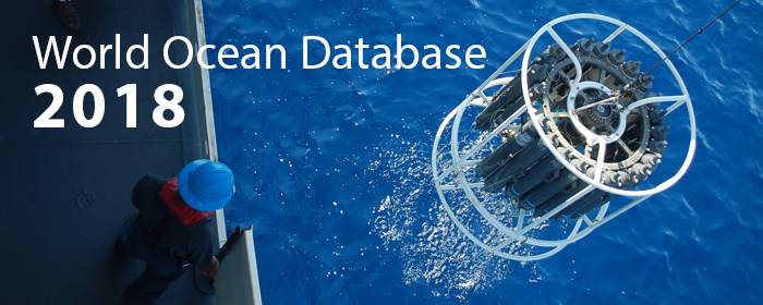 World Ocean Database 2018