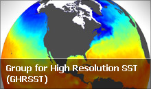 Group for High Resolution SST (GHRSST)