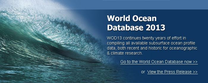 World Ocean Database 2013