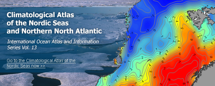 Climatological Atlas of the Nordic Seas