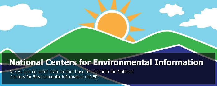 National Centers for Invironmental Information