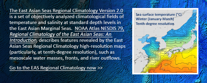 East Asian Seas Regional Climatology