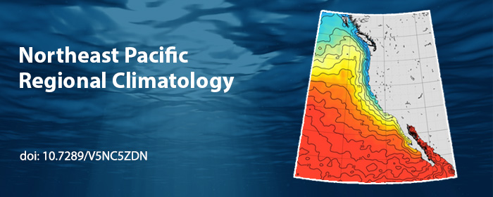 Northeast Pacific Regional Climatology